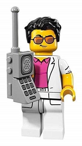 col17-12 Lego Figure Yuppie Series 17