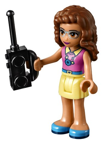 Lego friends boot