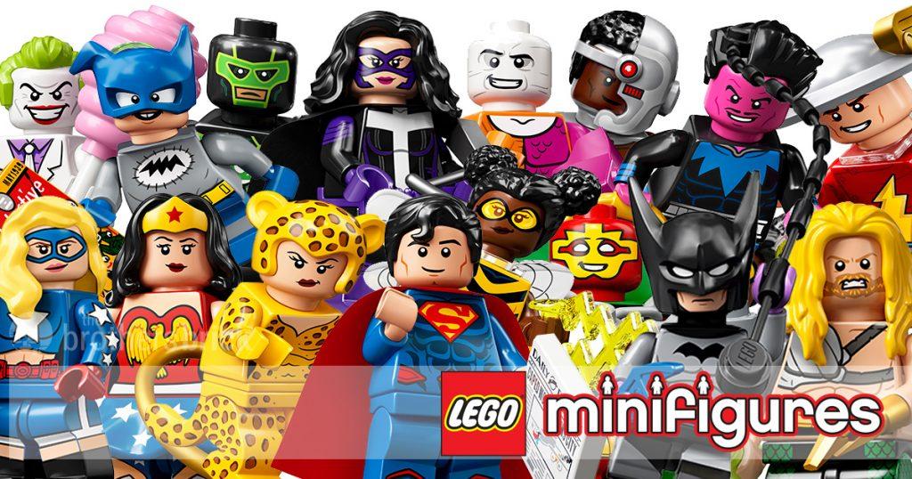LEGO Mini Figure DC Superheroes 71026 PICK YOUR MINIFIGURE