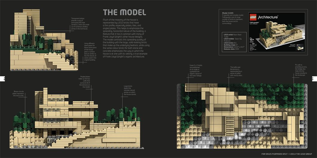 lego architecture 2014