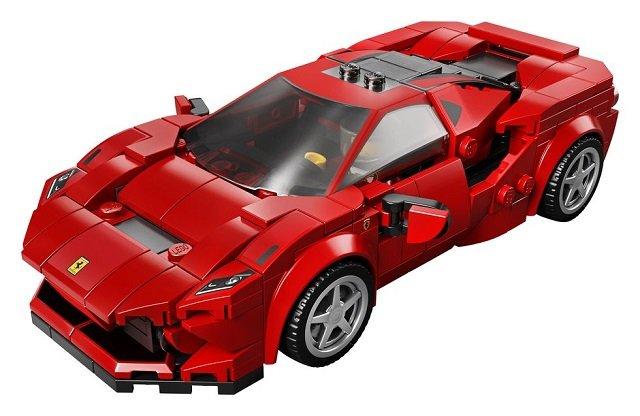 LEGO ® Speed Champions 76895 Ferrari f8 Tributo