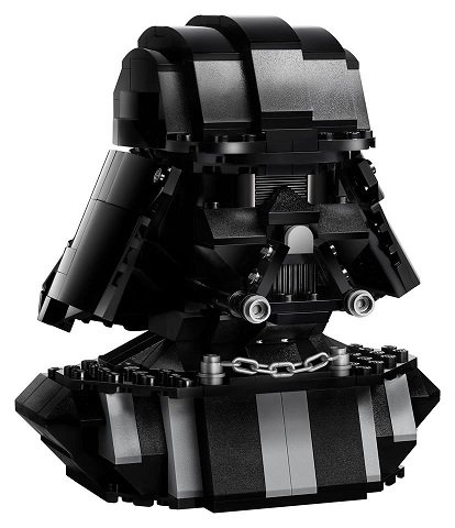 Lego Star Wars Darth Vader Bust 75227  Free Shipping