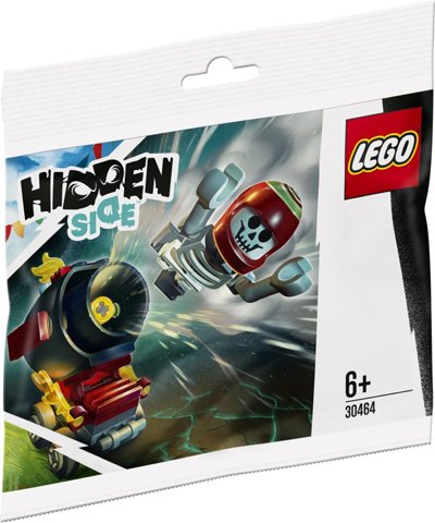 Schattenläufer LEGO® Hidden Side Minifigs 70434 hs069