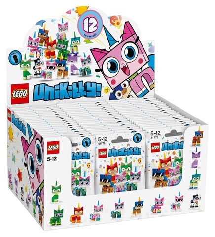 LEGO 41775 UNIKITTY MINIFIGURES SERIES 1 CHOOSE OR PICK A FIGURE FROM LIST.....