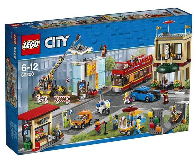 LEGO 60200 Capital