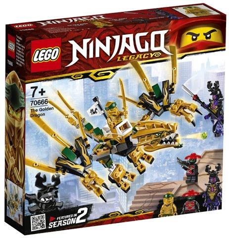 Lego Overlord 70666 The Golden Dragon Legacy Ninjago Minifigure