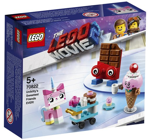- BRAND NEW! LEGO Minifig:  ICE CREAM CONES w// ICE CREAM  - 25