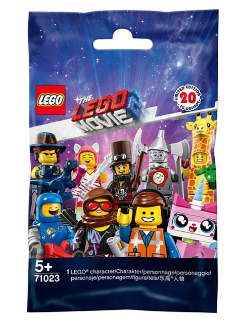 Lego The Lego Movie 2 Minifigure The Lego Movie 2 Polybag Lego 71023 5702016369274 Lego The Movie Lego Brickshop Lego En Duplo Specialist