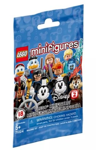 NEU ! 01 Vintage-Micky LEGO® 71024 Disney Serie 2 Minifigur
