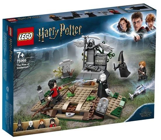 LEGO Harry Potter Peter Pettigrew figure from set 75965 NEW