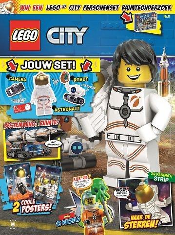 LEGO City Magazine 2019-8
