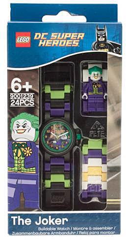 a8843ec22f1 LEGO Watch Set Minifigure Link The Joker | 5060286800119 | BRICKshop ...